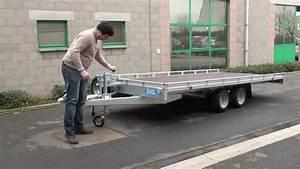 Fabriquer Une Remorque : astuce faire p voter une remorque double essieux youtube ~ Maxctalentgroup.com Avis de Voitures