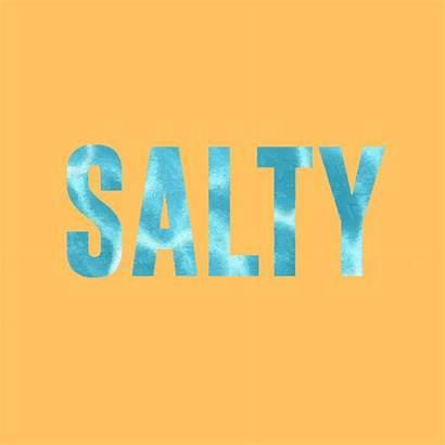 Salty Words Definition Feeling Slang Adj Millennial