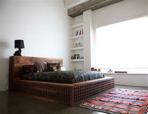 chinees bed traditioneel chinees bed interieur inrichting