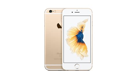 gold iphone 6s iphone 6s 128gb gold apple