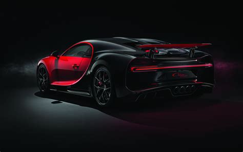 Bugatti chiron super sport spy pics. Download wallpapers Bugatti Chiron Sport, 2018, 4k, hypercar, exterior, rear view, black red ...