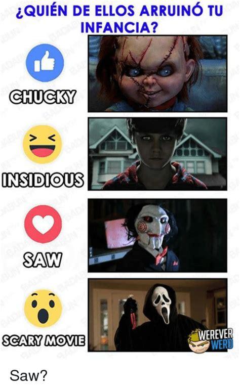 Saw Doll Meme - 25 best memes about chucky chucky memes