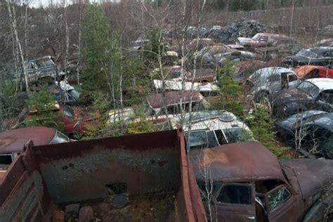 fire sale vermont junkyard clean