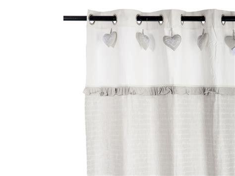 rideau de cuisine et gris ophrey com rideau salon gris et blanc prélèvement d
