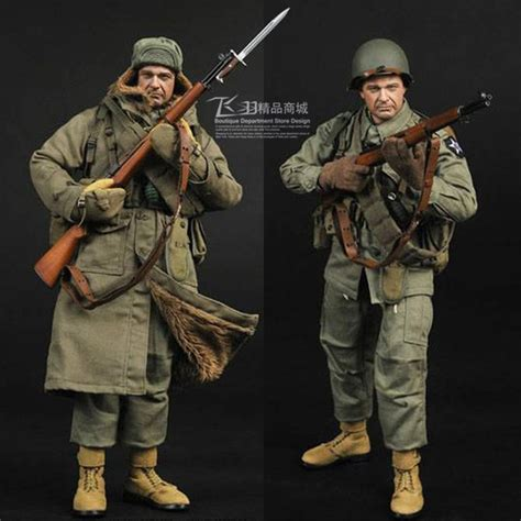 soldierstory ss world war ii   infantry division  soldier action figure model