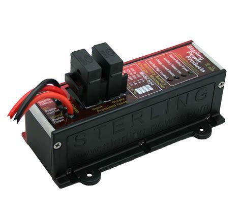 Sterling Marine Battery Charger Uk by 12v To 12v Battery To Battery Charger Mds Battery