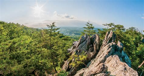 How A Group Of Students Saved Crowders Mountain Our