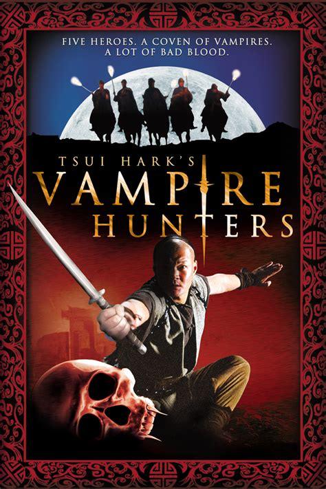 itunes films tsui harks vampire hunters