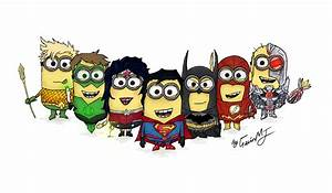 Justice League (Minions Version) by GavinTheMJKid on ...