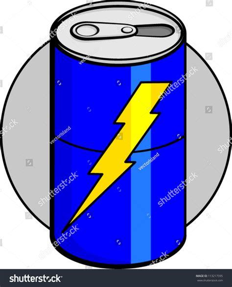 Energy Drink Stock Vector 113217595 - Shutterstock