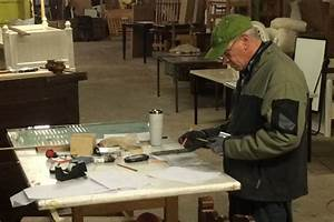 Preparing military veterans for careers o the furniture for Atlanta furniture bank