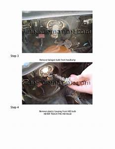 Hid Kit Installation Instructions Without Relay
