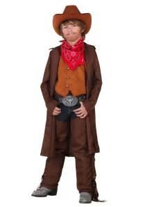 Toddler Wild West Cowboy Costume