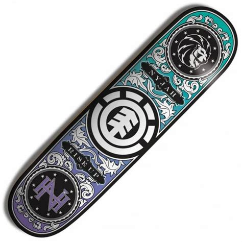 element skateboards element nyjah huston shuffle