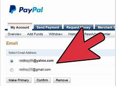 How to Update Your Email Address on PayPal 6 Steps