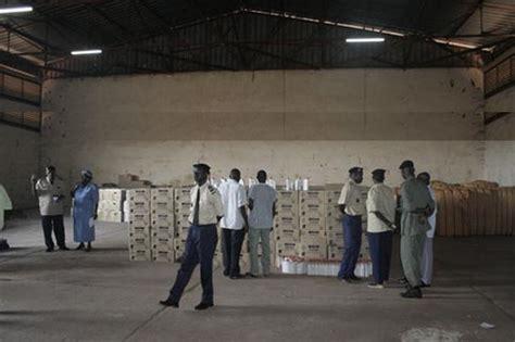 bureau des douanes de kati ce sont les recettes qui manquent le plus koulouba mali