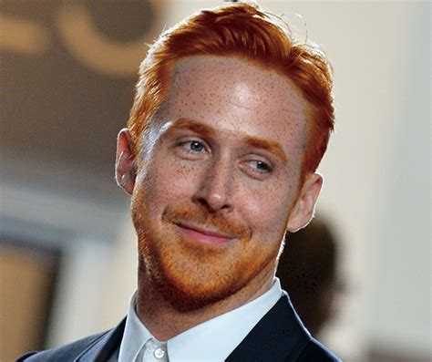 Ginger Is The New Black: Celebrities Get The Red Hot Treatment / Queerty