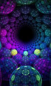 3D Psychedelic Wallpaper - WallpaperSafari