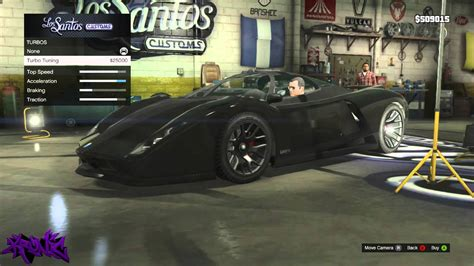 Grand Theft Auto Modification by Gta 5 All Los Santos Customs Modifications For Cars