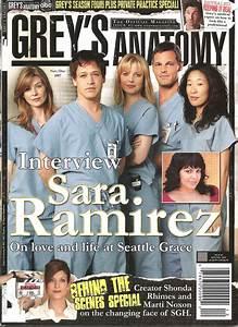 Grey's Anatomy Official Magazine: Issue 6 | Grey's Anatomy ...