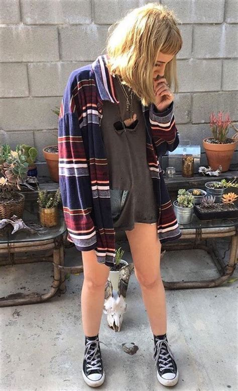 grunge outfit ideas   spring page