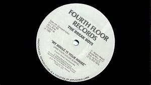 fourth floor records the break boy39s my house is your With fourth floor records