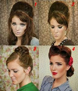 Coiffure Pour Noel : coiffures noel cheveux longs ~ Nature-et-papiers.com Idées de Décoration