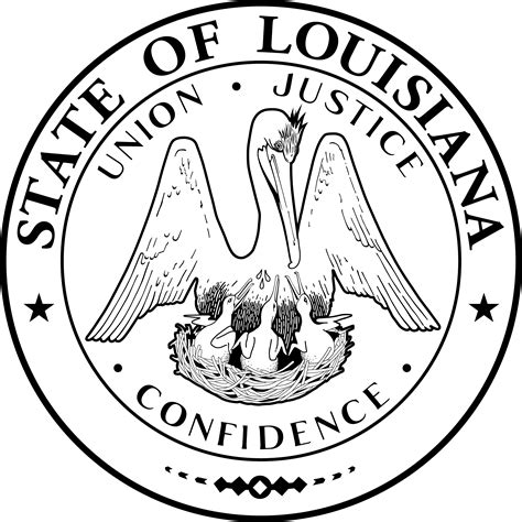 State Flag And Seal