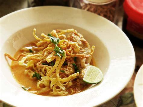 recipes  chiang mai    real deal khao soi