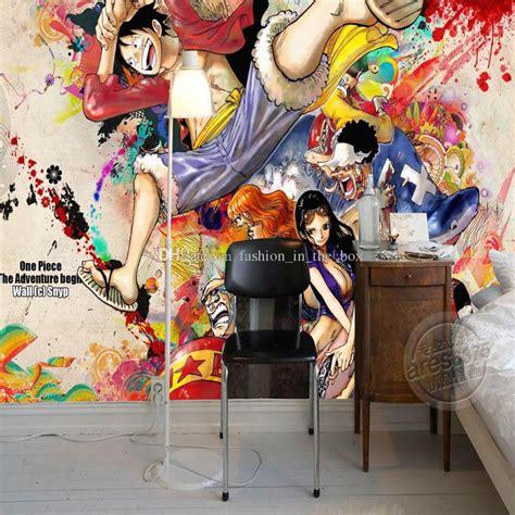 piece luffy photo wallpaper custom  wall murals