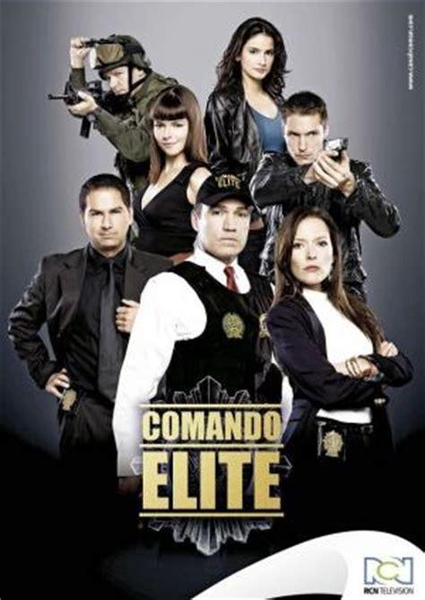comando elite serie de tv  filmaffinity
