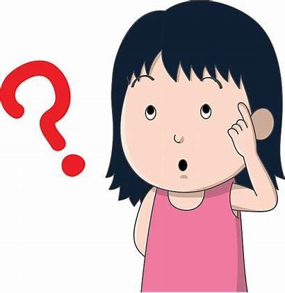 Questions Cartoon Question Mark Clip Vector Clipart