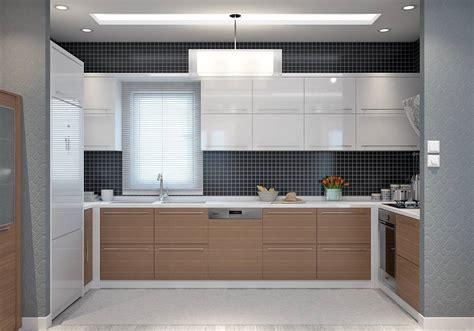 sejour avec cuisine ouverte modèle de construction traditionnelle de 90m2 de plain