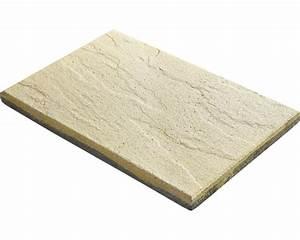 Beton Pigmente Hornbach : beton terrassenplatte stein gelb 40x60x3 8 cm kaufen bei ~ Buech-reservation.com Haus und Dekorationen