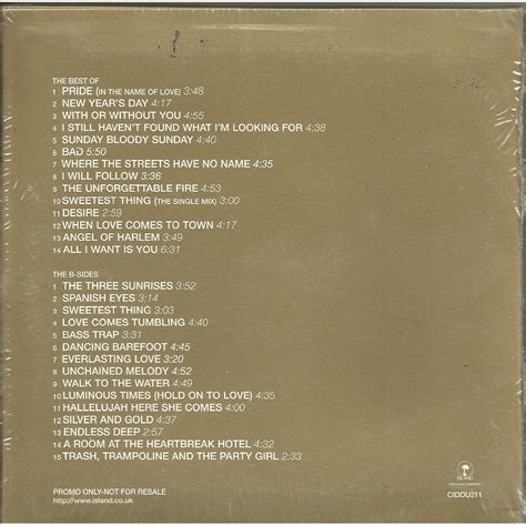 u2 the best of 1980 1990 b sides best of 1980 1990 by u2 cd x 2 with