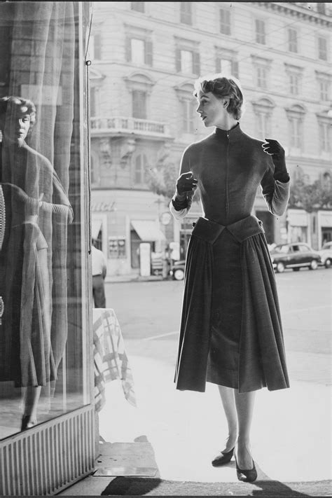 The Best Fashion Photos From The 1950s Retro Fashion