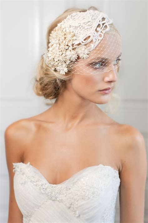 Best 25 Vintage Veils Ideas On Pinterest