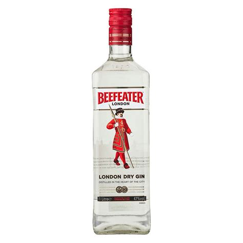 Beefeater London Dry Gin   Gin Spirits from England   Moore Wilson's