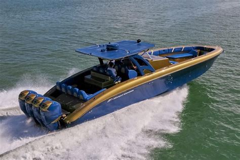 Midnight Express Boats 43 Open by 2015 Midnight Express 43 Open Power Boat For Sale Www