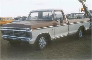 1973 Ford F-100 - Overview