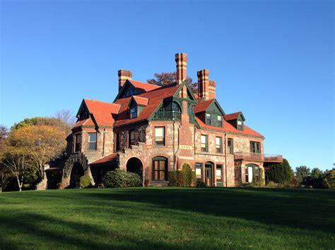 eustis estate historic district added to national register