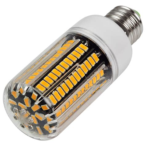 mengsled mengs 174 e27 18w led corn light 136x 5733 smd led