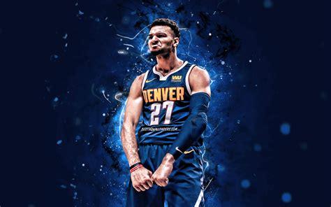 Download wallpapers Jamal Murray, 4k, 2020, Denver Nuggets ...