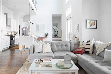 houzz minimalist style   bright  airy nashville home