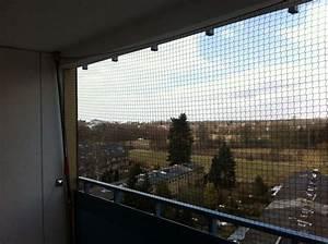 Katzen Balkon Sichern Ohne Netz : katzennetz schutz f r katzen auf dem balkon ~ Frokenaadalensverden.com Haus und Dekorationen