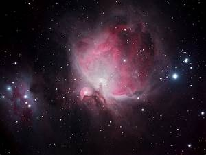 Spectacular Orion Nebula View Captured by Amateur ...