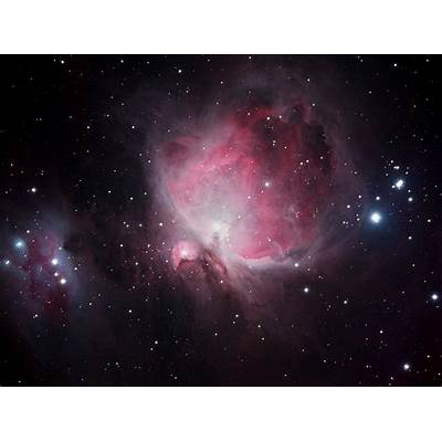 Spectacular Orion Nebula View Captured by Amateur