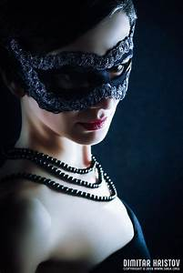 The Black Mask  U2013 Mysterious Woman