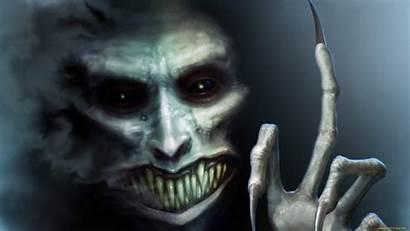 Creepy Wallpapers Backgrounds Desktop Scary Computer Dark