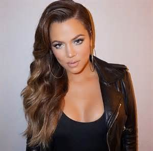 hot hair extensions khloe height weight measurements